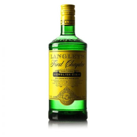 Langley's First Chapter Gin  700 ml