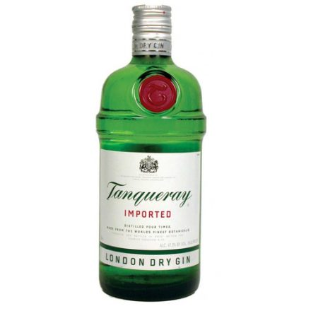 Tanqueray London Dry Gin 43.1%  700 ml